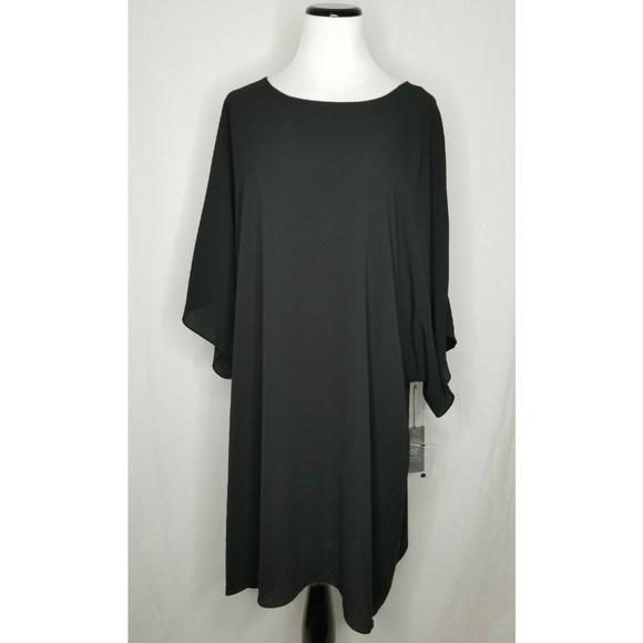 Vince Camuto Dresses & Skirts - Vince Camuto Lavie En Rose Oversized Shirt Dress